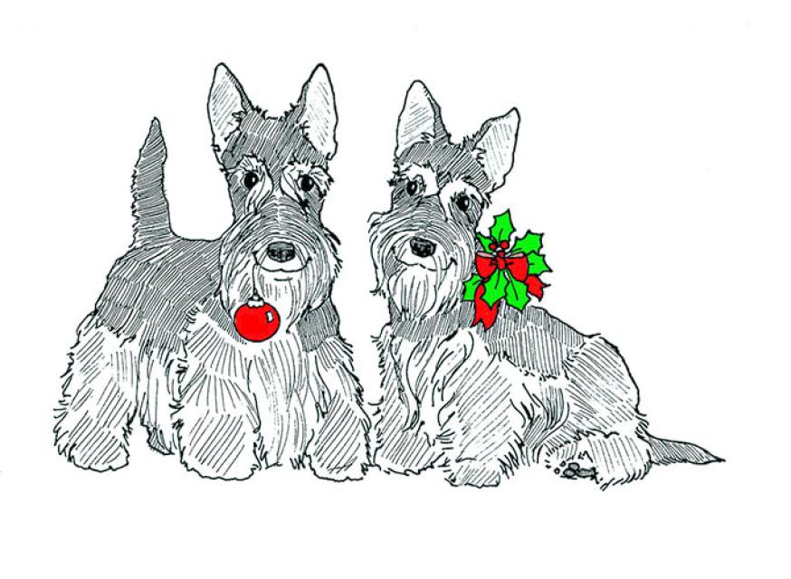 Will Davis Studios Christmas Cards